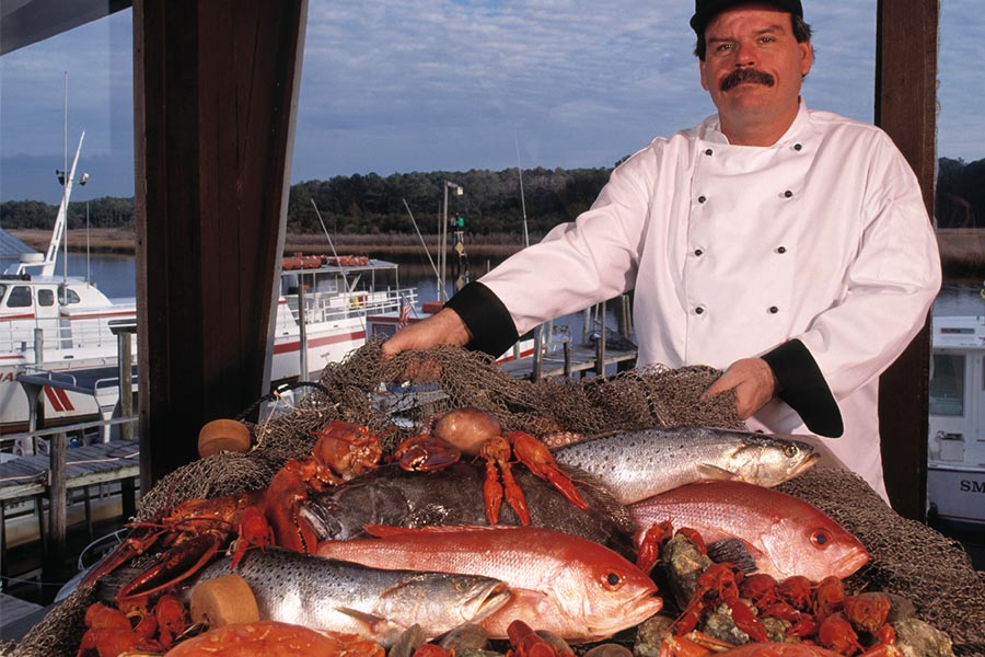 Little River is known for it's seafood. Try some seafood restaurants in the area and you won't leave disappointment.