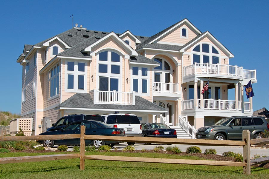 From Corolla and Duck to Nags Head and Manteo, the Outer Banks offers a host of luxury oceanfront and waterfront homes.