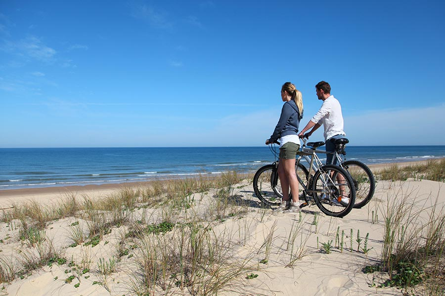 Biking is a great way to get around your area. But, you'll need a vehicle if you plan on traveling to other areas. The Outer Banks is over 200 miles long.